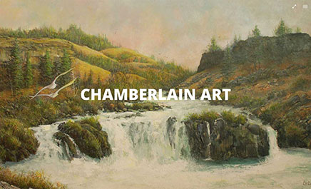 Chamberlain Bend Oregon Website Design