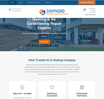 Shepherd Heating and Cooling